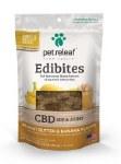 Pet Releaf 7.5oz CBD Edibites Hip & Joint Peanut Butter & Banana Small/Medium Breed