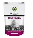 VetriScience 60ct Hairball Chews