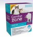 Comfort Zone Multi Cat Diffuser Kit