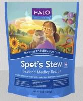 Halo Spots Stew Sensitive Seafood 6lbs