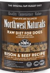 Northwest Naturals Bison Beef Nuggets (Dog) 6lbs