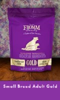 Fromm Small Breed Gold 5lbs Dog