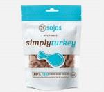 Sojos 4oz Simply Turkey Treats
