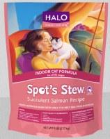 Halo Spots Stew Succulent Indoor Salmon 6lbs