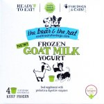 The Bear & The Rat Goat Milk Froyo - 4 Pack FROZEN