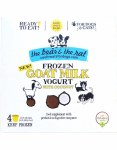 The Bear & The Rat Goat Milk with Coconut Froyo - 4 Pack FROZEN