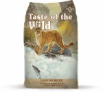 Taste of the Wild 14lb Canyon River Cat