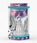 Tickled Pet 3oz Whole Icelandic Capelin Treat