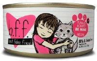BFF Tuna & Bonito Be Mine 3oz