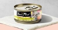 Fussie Cat Tuna/Shrimp 2.82oz