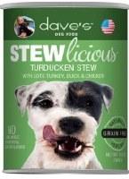 Dave's Stewlicious Turducken Stew 13oz