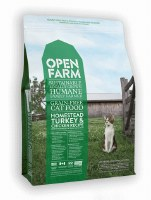 Open Farm Turkey Recipe Cat 4lbs