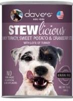 Dave's Stewlicious Chunky Turkey Stew 13oz