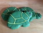 Preppy Puppy Turtle Cookie