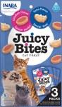 Inaba Juicy Bites 3 Pack Chicken & Tuna