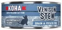 Koha Venison Stew 5.5oz Cat