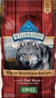 Blue Buffalo Wilderness Red Meat 22lbs