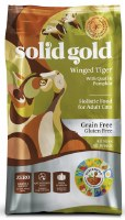 Solid Gold Winged Tiger 3lbs