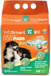 WizSmart Potty Pads XL Ultra 14 Count Pack