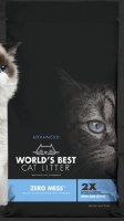 World's Best Cat Litter Zero Mess Litter 24lbs