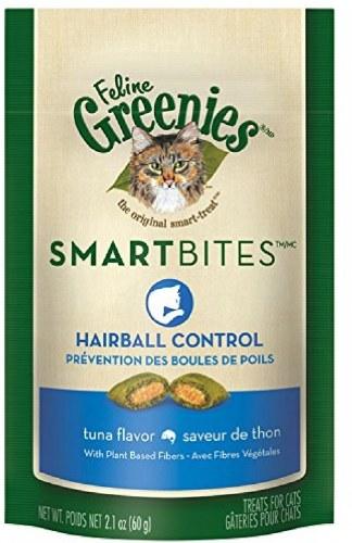 Greenies Hair Ball Tuna 2.1oz