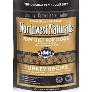 Northwest Naturals Turkey Nuggets (Dog) 6lbs