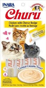 Inaba Churu Chicken & Cheese 4 Pack