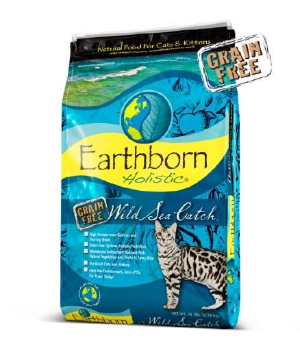 Earthborn Wild Sea Catch 14lbs