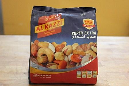 Alkazzi Super Extra Nuts 454g