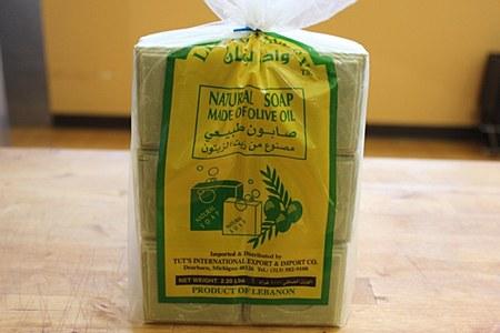 Lebanon Valley Green Soap