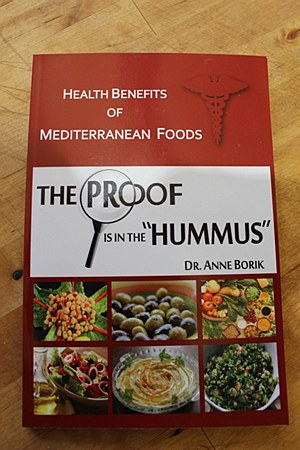 Proof is in Hummus Cook Book