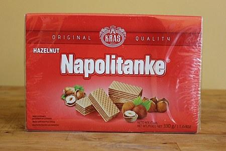 Napolitanke Hazel Wafer 330g