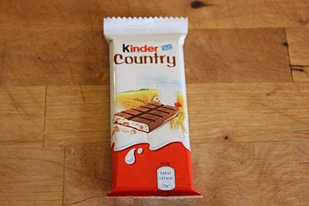 Kinder Country Cereal Bar 24g