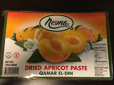 Nesma Dried Apricot Paste 400g