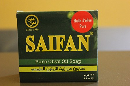 Saifan Olive Oil Soap