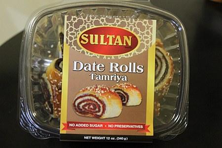 Sultan Date Rolls Tamriya 12oz