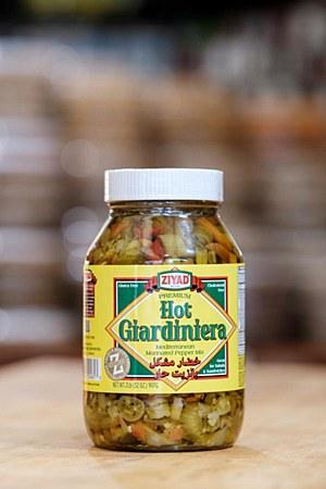 Ziyad Hot Giardiniera 32oz