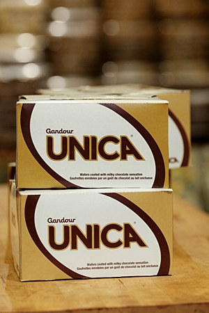 Gandour Unica Wafers 24pk