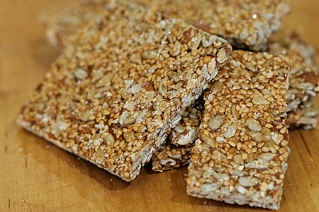 Honey Nut and Seed Crunch
