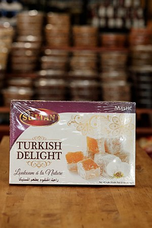 Sultan Turkish Delight Mastic 454g