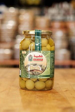 Shahia Green Olives 35.3oz