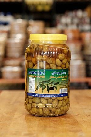 Baroody Nafplion Olives 1.8kg