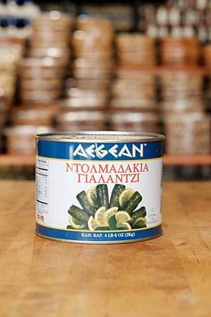 Aegean Stuffed Grape Leaves 2kg