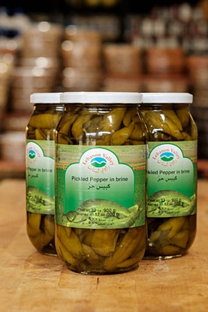Lebanon Valley Pickled Peppers 32oz