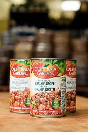 California Garden Kahaligia Fava Beans16oz