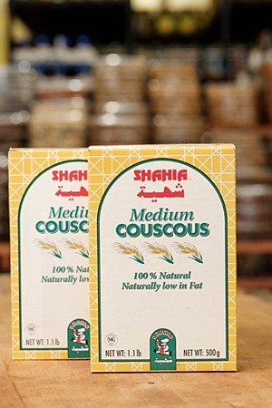 Shahia Medium Couscous 500g