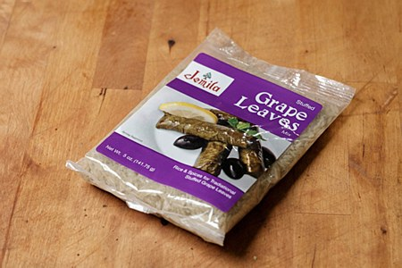 Jemila Grape Leaves Mix 5oz