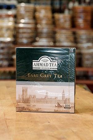 Ahmad Earl Grey Tea 100ct