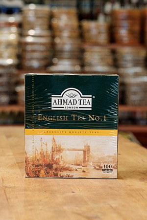 Ahmad English Tea # 1 100ct