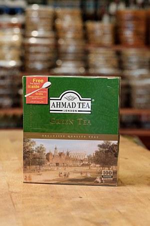 Ahmad Green Tea Bags 100ct